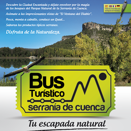 ZOOM 3000: Cuenca Welcome - Bus Turístico